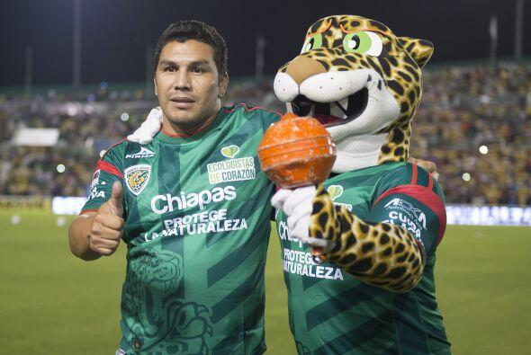La segunda se dio en el estadio Víctor Manuel Reyna con los Jaguares de...