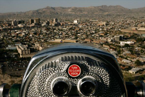 El Paso contrasta con su vecina ciudad mexicana. En los últimos años sol...