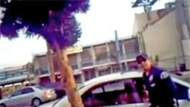 Videos caseros obligan a investigacion interna en Departamento de Polici...
