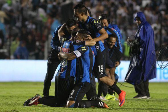 Querétaro se volvió en la 'Cenicienta',  una escuadra que pocos pensaban...