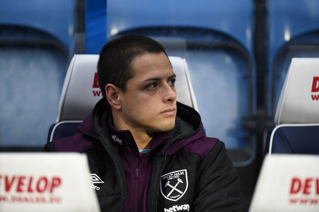 Sábado 20 de enero - West Ham Vs. Bournemouth: el tiempo de Javier '...