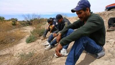 La seguridad en la frontera con México preocupa más a los estadounidense...