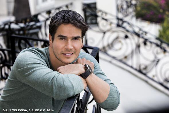 """Este amor se hace imposible porque """"Pablo"""" (Daniel Arenas) pertenece a u..."""