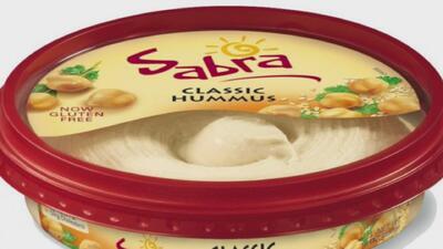 Algunos sabores del Hummus de la marca Sabra podrían estar contaminados con la bacteria listeria