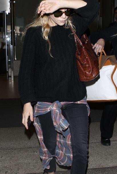 Es nada más y nada menos que Ashley Olsen. Mira aquí lo último en chismes.
