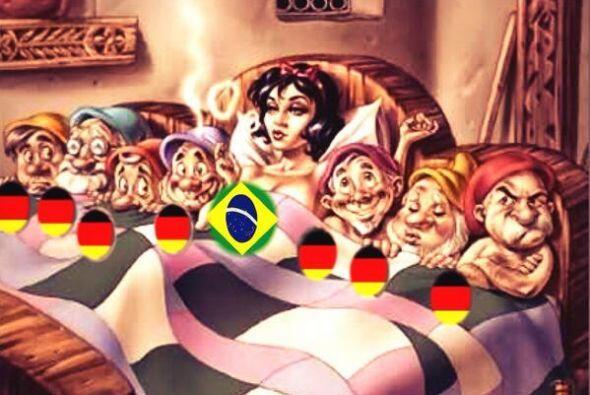 ¡Ay, Blanca Nieves! Todo sobre el Mundial de Brasil 2014.