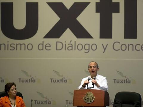 México planteó a los países de Centroamérica...