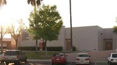 Escuela secundaria Rhodes