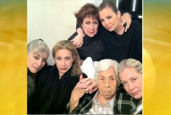 La hermanas de Thalía fueron secuestradas el 22 de septiembre del 2002,...