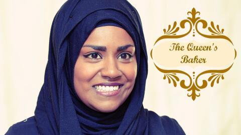 Nadiya Hussain, la repostera de la Reina Isabel II