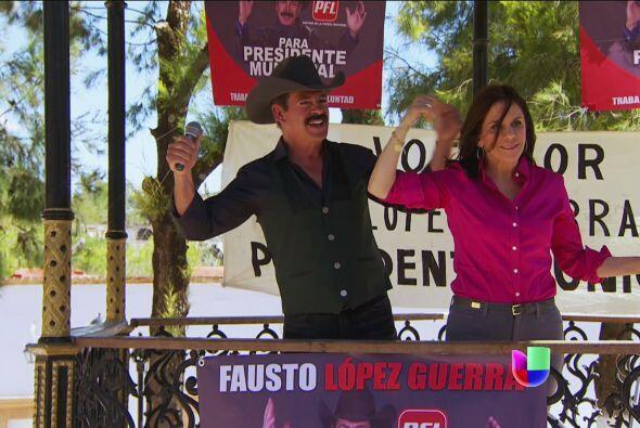 ¿Fausto logrará convertirse en el presidente municipal?