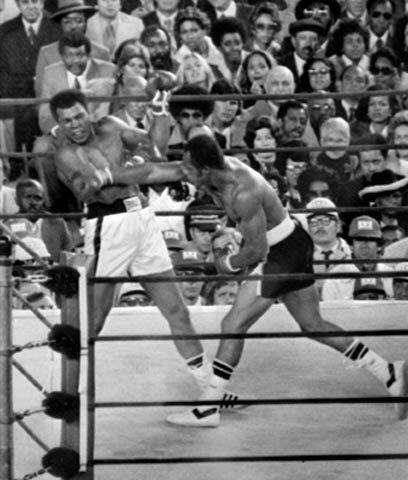 Golpe de mandíbulaTres veces pelearon Muhammad Ali y Ken Norton. En la p...