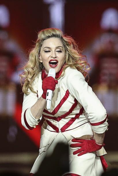 """MADONNA- Según el diario británico """"Daily Mirror"""" la cantante estaría ga..."""