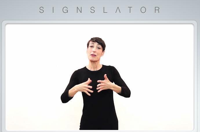Signslator