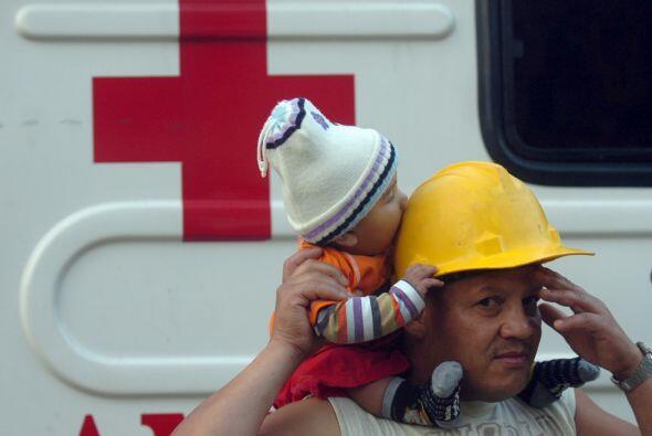 A través de un comunicado, la Cruz Roja de Colombia dijo: 'la temporada...