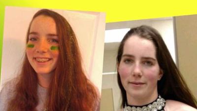 Jaelynn Willey, de 16 años de edad, era una entre nueve hermanos.