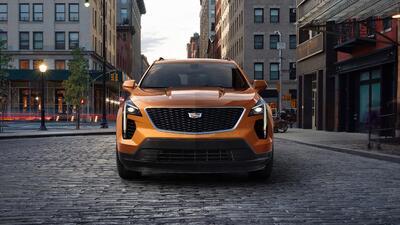Imágenes de la nueva Cadillac XT4 2019