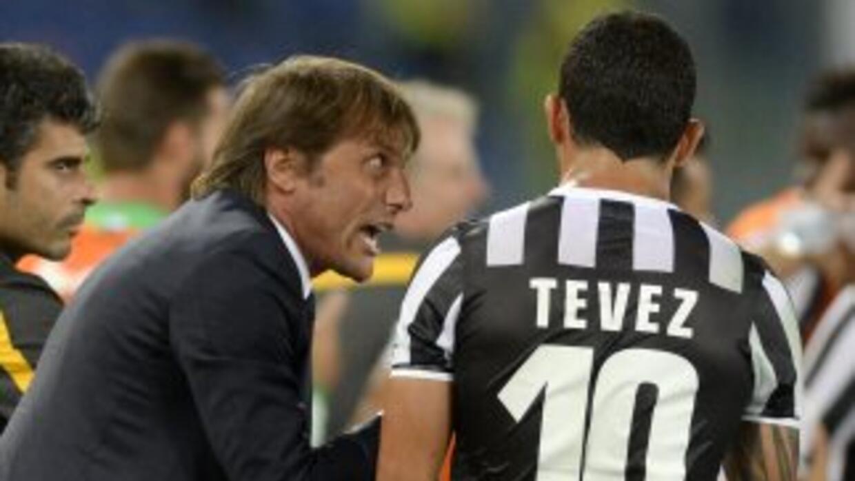 El entrenador de la 'Vecchia Signora' está muy contento con el rendimien...