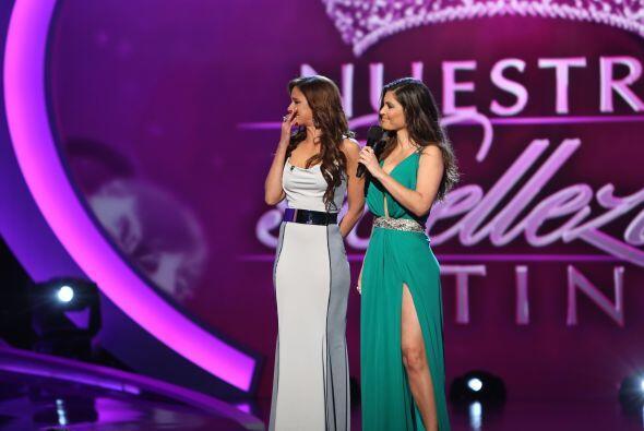 Participó en Miss Puerto Rico sin ningún tipo de experiencia y llegó a s...