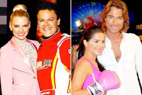 Las telenovelas y la emoción del deporte se han reunido varias ve...