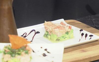 Aprenda a preparar un delicioso tartar de salmón con aguacate