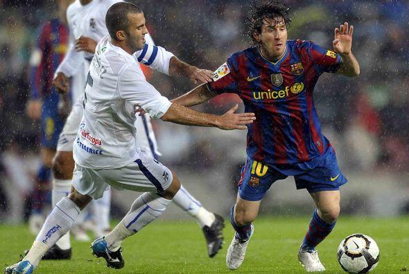 Otra jornada de media semana se disputó en España y Barcelona recibió al...