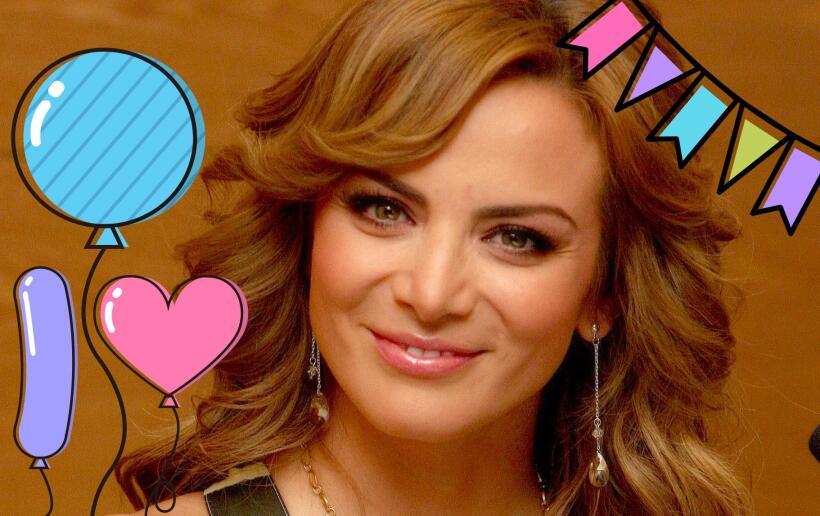 Silvia Navarro celebra en grande su cumpleaños