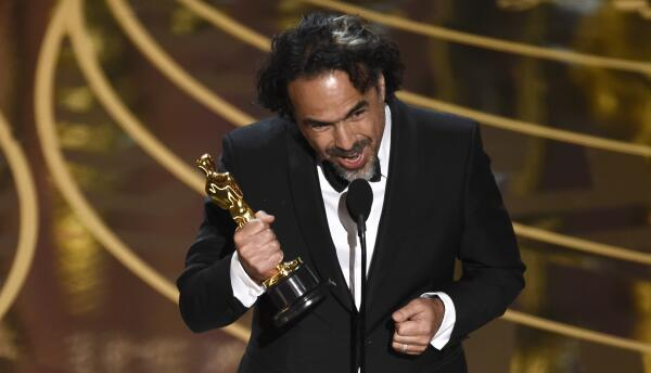 Iñárritu y Lubezki hacen historia en los Óscar inarritu.jpg