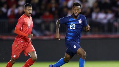 Estados Unidos 1-1 Perú: revive los goles del partido