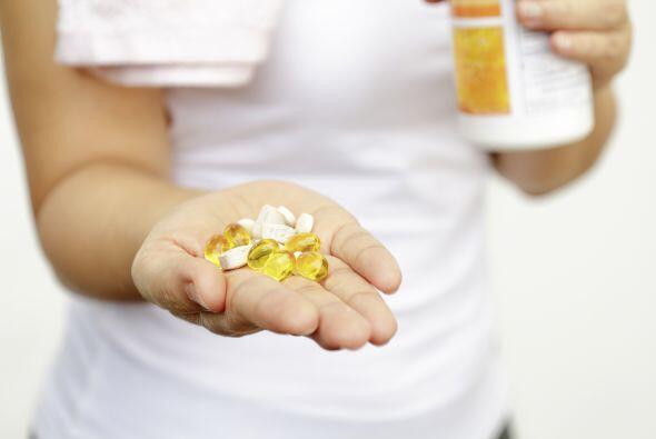 Suplementos: En caso de que te falten nutrientes, un médico podría recom...