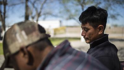 Estos migrantes se quieren quedar en México por miedo a Donald Trump