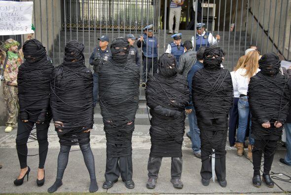 Víctimas de la violencia vinculadas con el Movimiento por la Paz...