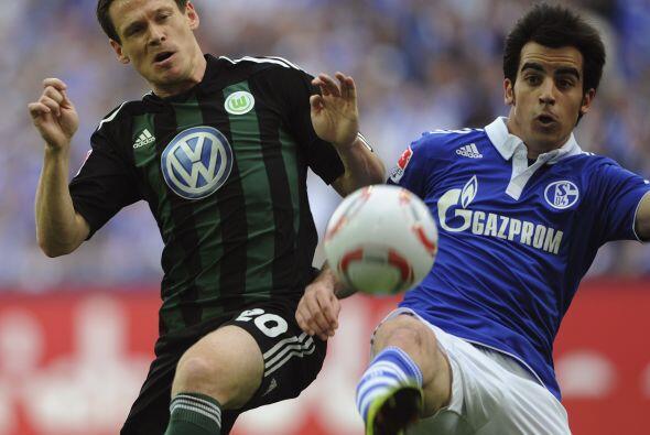 La llegada de Jurado a la Bundesliga ha revitalizado su carrera.