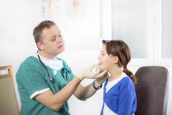 No dudes en visitar a tu médico si los síntomas persisten o si ya tienes...