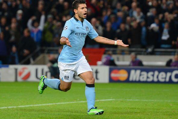 Sergio Agüero: Vaya primera campaña la del 'Kun' en el Manchester City,...