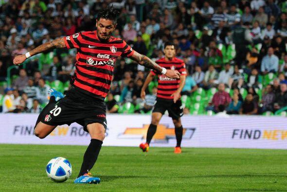 Rodrigo Millar está cumpliendo tres torneos con los rojinegros por lo qu...