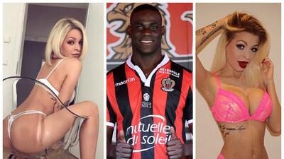 Mario Balotelli es noticia por esta sexy modelo alemana