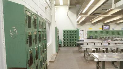 Bajan las carpas de la cárcel del exsheriff Joe Arpaio