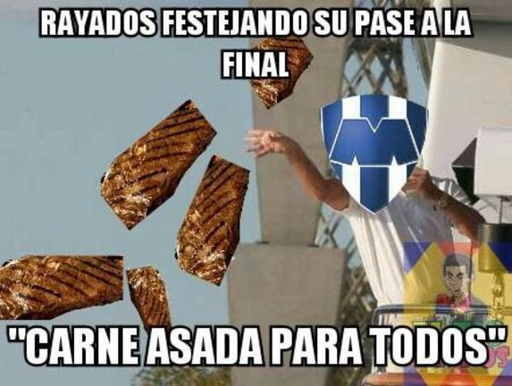 Los memes se burlan de la eliminación del América en semifinales de la L...