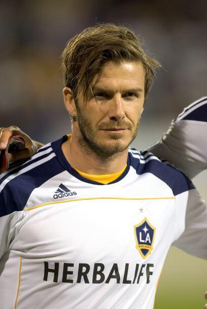 David Beckham se encuentra cerca de cumplir los 36. Se ha destacado por...