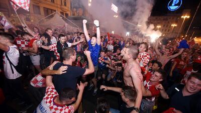 20 imágenes para entender Croacia, el país que tras superar una cruenta guerra, llegó a la final del Mundial
