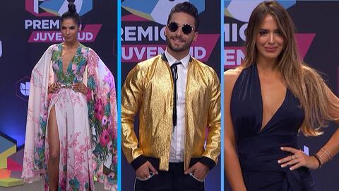 El Fashionometro, los mejor y peor vestidos de Premios Juventud 2017