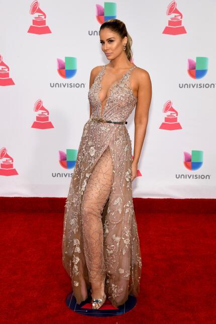 Aleyda Ortiz en Latin GRAMMY