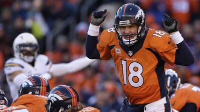 Highlights Playoffs Divisionales: San Diego Chargers vs. Denver Broncos