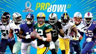 NFL Pro Bowl 2017
