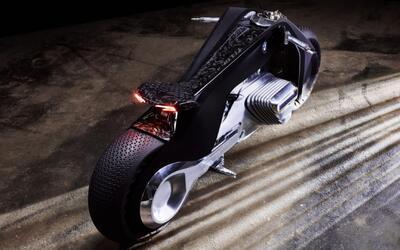 BMW desvela la moto del futuro, inmune a los accidentes