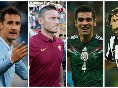 Rafael Márquez se incorpora a una liga de fútbol donde var...