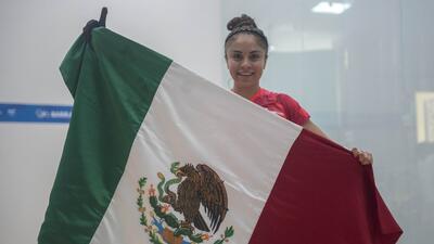 Reina del racquetbol: Paola Longoria es tetracampeona individual y oro en dobles