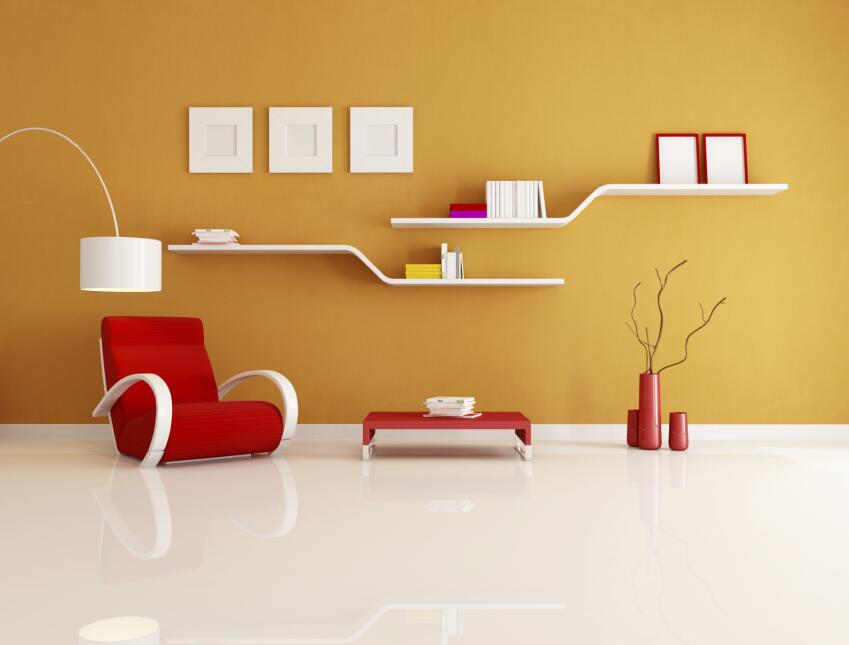 Creativas ideas para ganar espacio con repisas univision for Repisas espacios pequenos