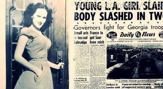 Elizabeth Short, la Dalia Negra, fue vista por última vez en el C...